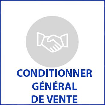 Conditionner général de vente